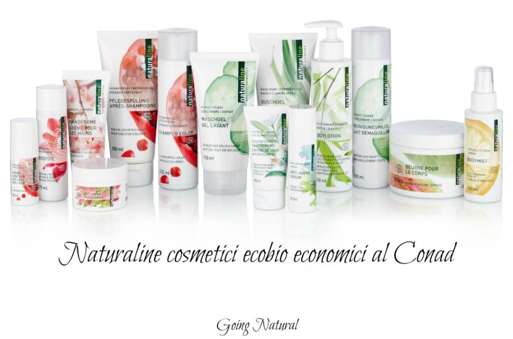 Naturaline cosmetici