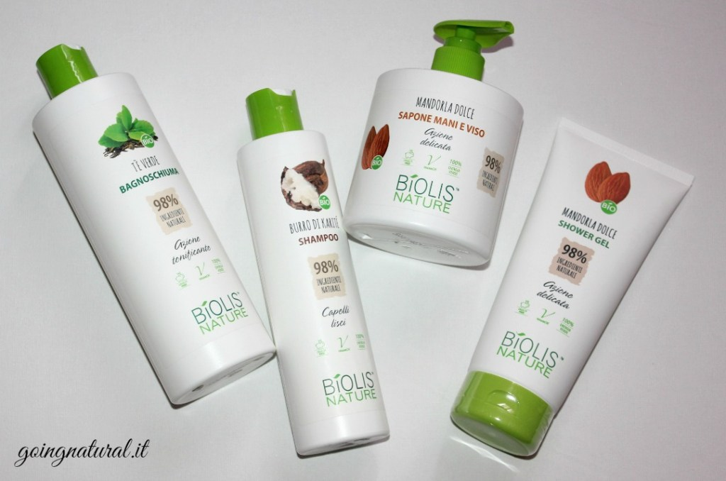 biolis nature cosmetici naturali