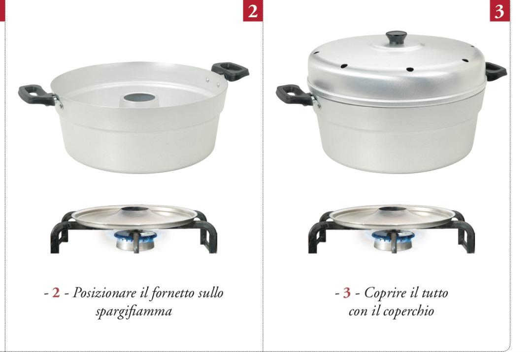 Fornetto Versilia  la pentola ecologica che sostituisce il forno