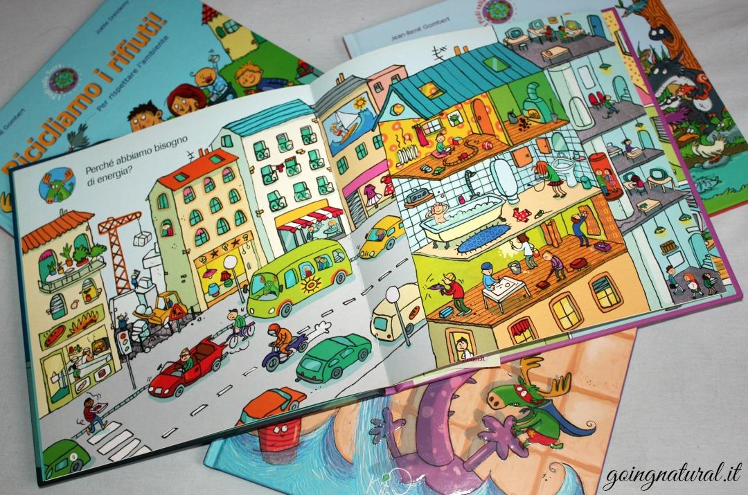 libri ecologia per bambini