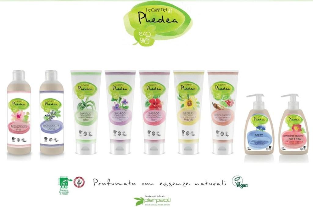 phedea cosmetici ecobio
