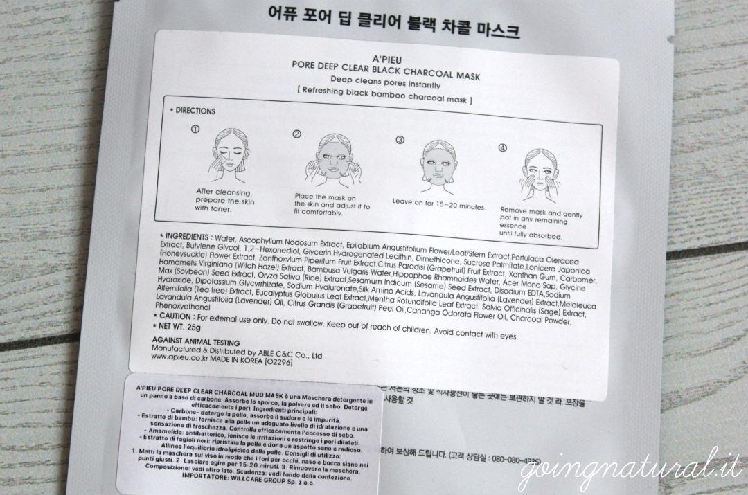 cosmetici coreani online etichetta ita