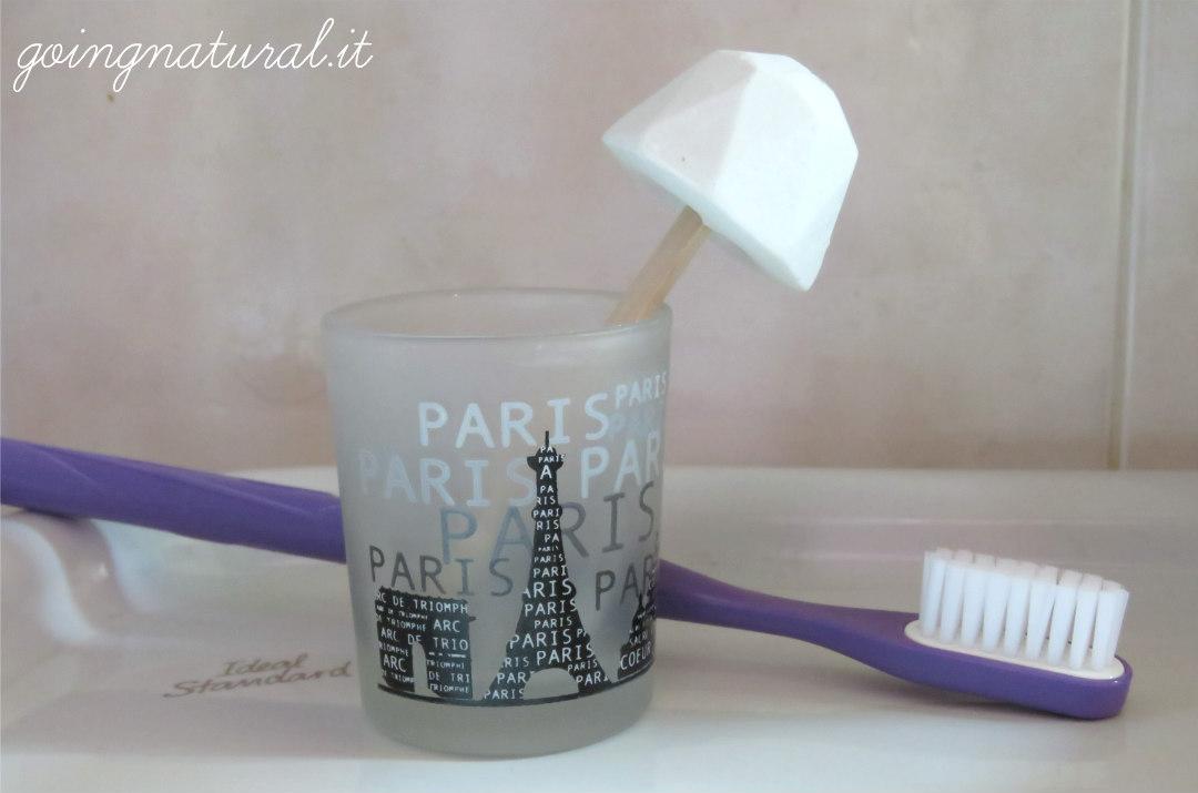dentifricio solido come conservarlo