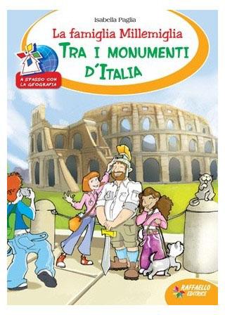 tra i monumenti d'italia famiglia millemiglia