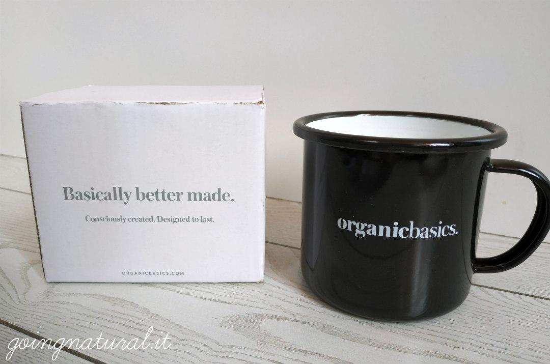 organic basics mug
