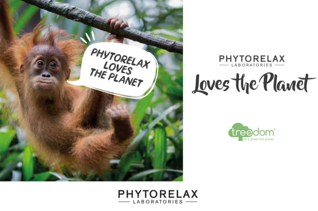 beauty box phytorelax loves the planet 2019