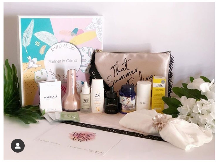 Luxury Summer Box 2019