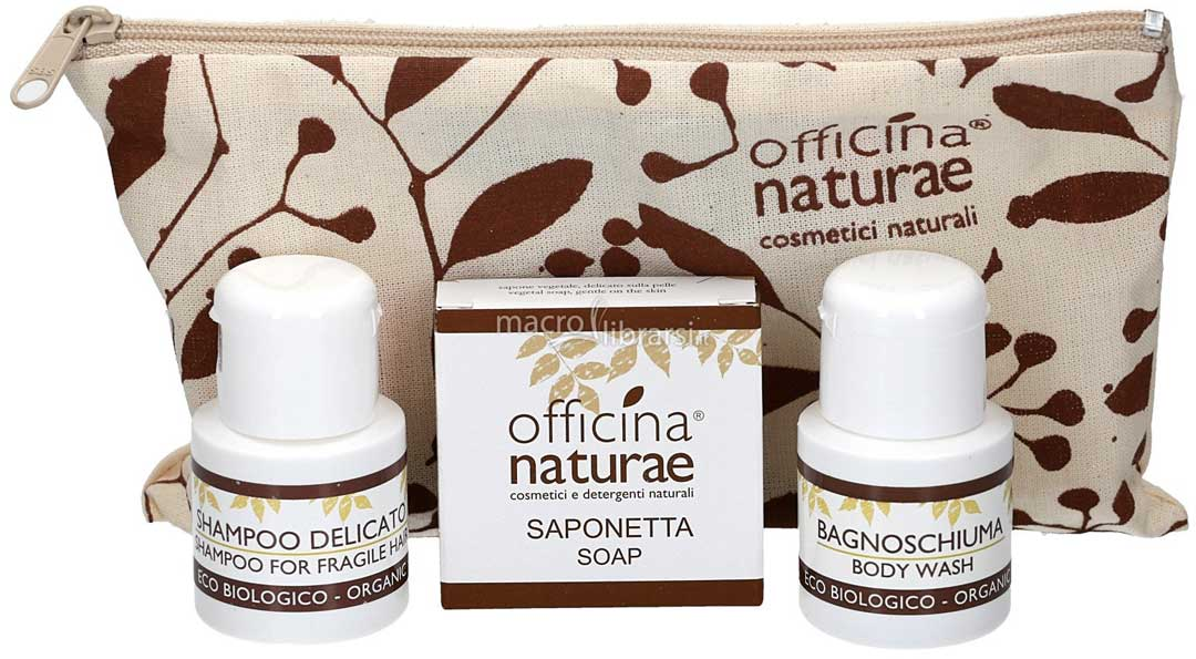 travel kit officina naturae
