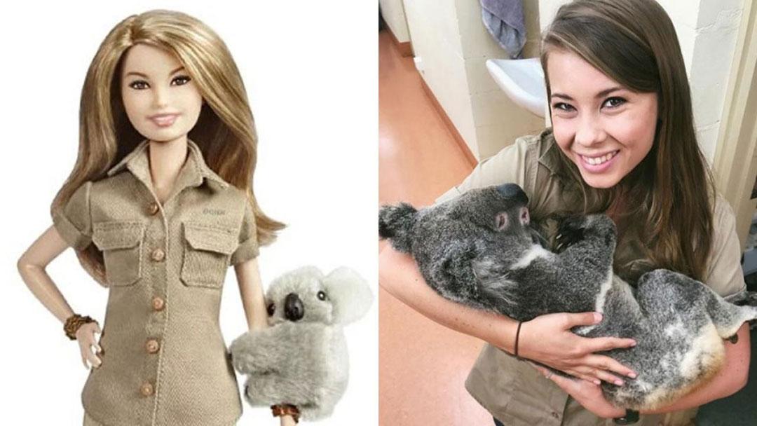 Bindi Irwin Barbie