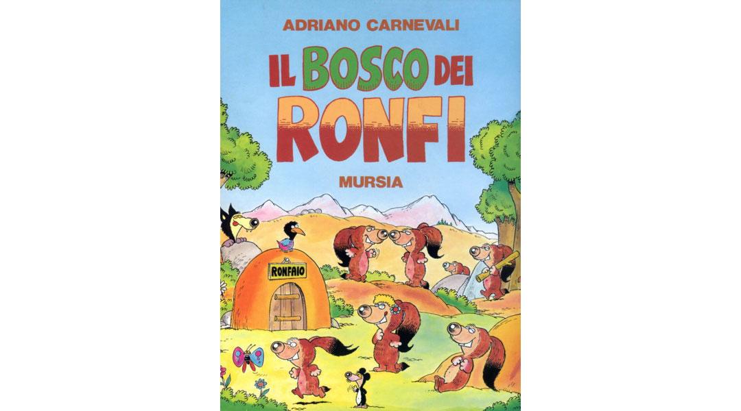 Il bosco dei Ronfi