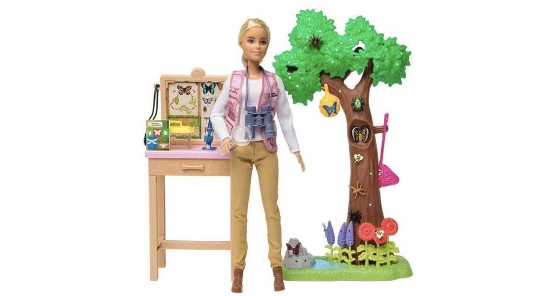 Barbie National Geographic Entomologa