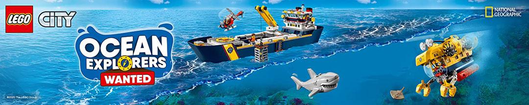 Lego City Ocean Explorers