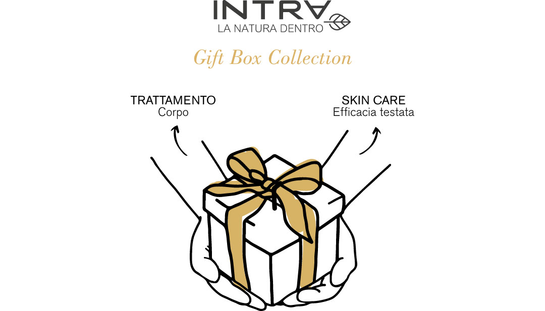 gift box collection intra natale 2020