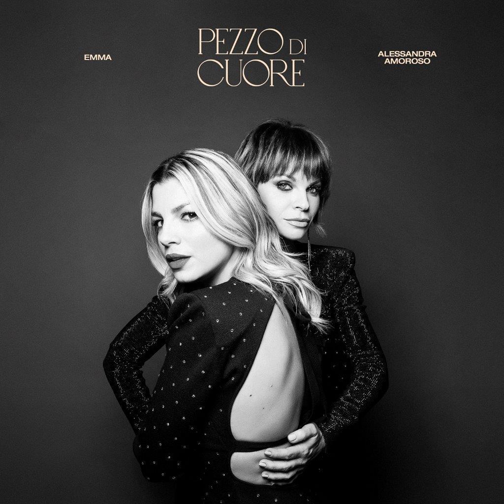 Pezzo di cuore, Emma Marrone e Alessandra Amoroso, il disco