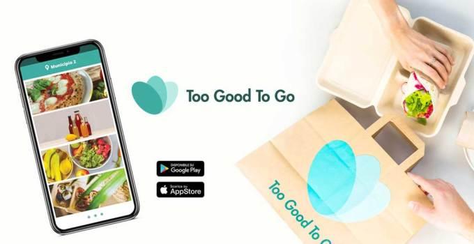 Too Good To Go app : cos'è e come funziona