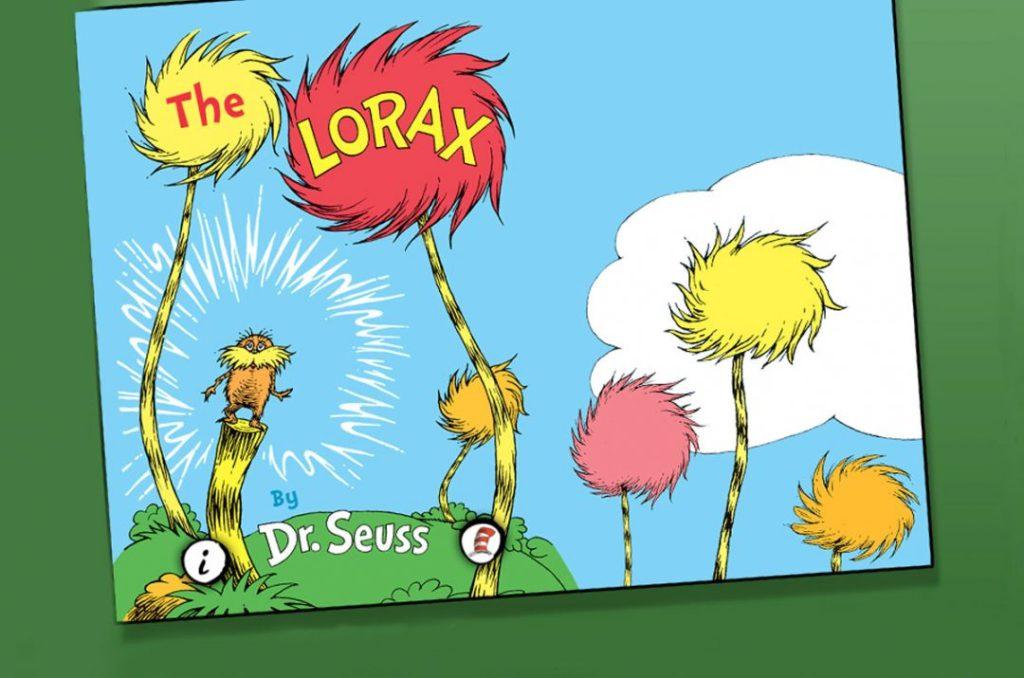 il lorax il guardiano della foresta