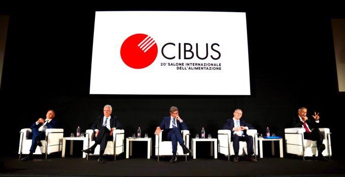 Cibus, grande successo in avvio della 20^ edizione, prima fiera in presenza