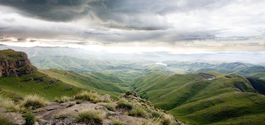 Doing It In The Drakensberg