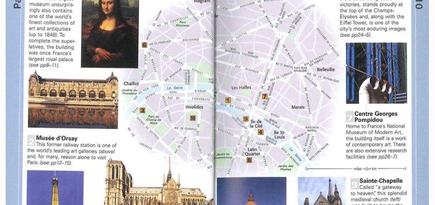 Top 10 Paris – Review
