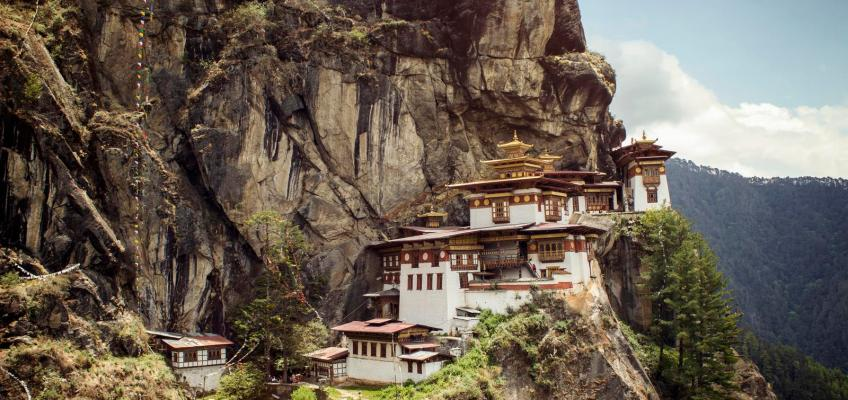 Doing it in Bhutan