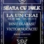 """""""Seara de folk"""" – cu Victor Socaciu"""