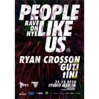 People Like US rave on NYE – Revelion 2011