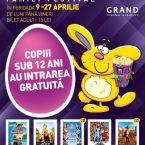 Filme gratis pentru copii  la Grand Cinema Digiplex