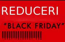 Reduceri de Black Friday in Romania