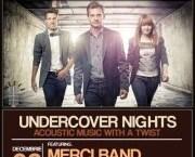 Undercover Nights – Merci Band la Cafepedia