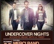 Undercover Nights – Merci Band la Cafepedia