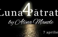 Luna Patrata by Alina Manole