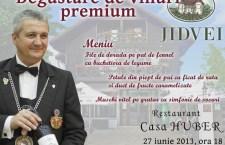 Degustare de vinuri premium Jidvei