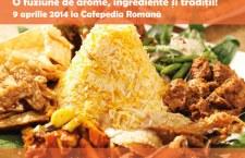 Bucate Unicate din Malaesia, la Cafepedia Romana