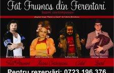 "Premiera la Teatrul Rosu: ""Fat Frumos din Ferentari"""