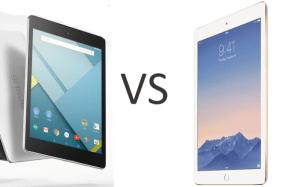 Nexus9-vs-iPad-Air-2