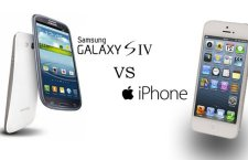 Iphone 6 vs Samsung Galaxy s4