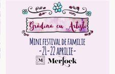 Grădina de primăvară a Grădinii cu Artiști se deschide la Merlock!