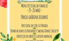 Targul de Mosi de la Gradina cu Artisti, pe 25 – 26 mai, in Gradina Icoanei