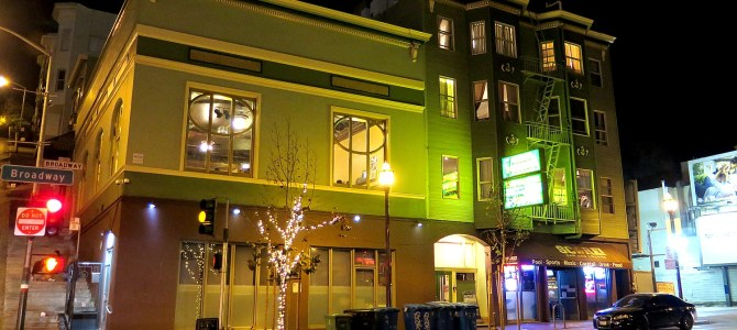 Green Tortoise Hostel – Living the San Francisco Vibe