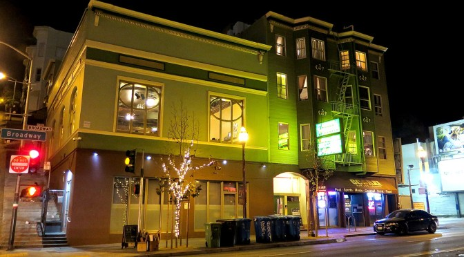 Green Tortoise Hostel – Living the San Francisco Vibe