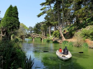 Golden Gate Park is an oasis in San Francisco © 2015 Karen Rubin/news-photos-features.com