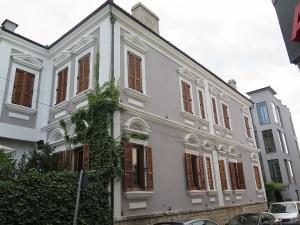 Life Gallery Hotel, Korca, Albania © 2016 Karen Rubin/goingplacesfarandnear.com