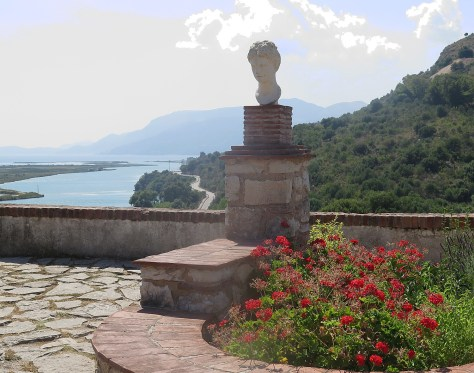 View from the Museum at Butrint © 2016 Karen Rubin/goingplacesfarandnear.com