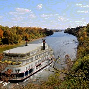 Louisiane, an intimate riverboat for just 150 guests, has begun her inaugural year sailing America's rivers; 2017 cruise tours start March 4, 2017