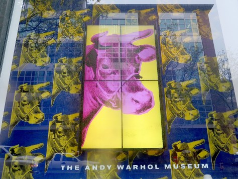 The Andy Warhol Museum pays homage to a native son of Pittsburgh © 2016 Karen Rubin/goingplacesfarandnear.com