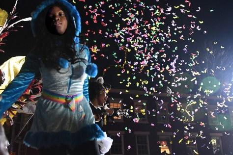 New York City's Annual Village Halloween Parade is the largest nighttime Halloween event in the world © 2016 Karen Rubin/goingplacesfarandnear.com
