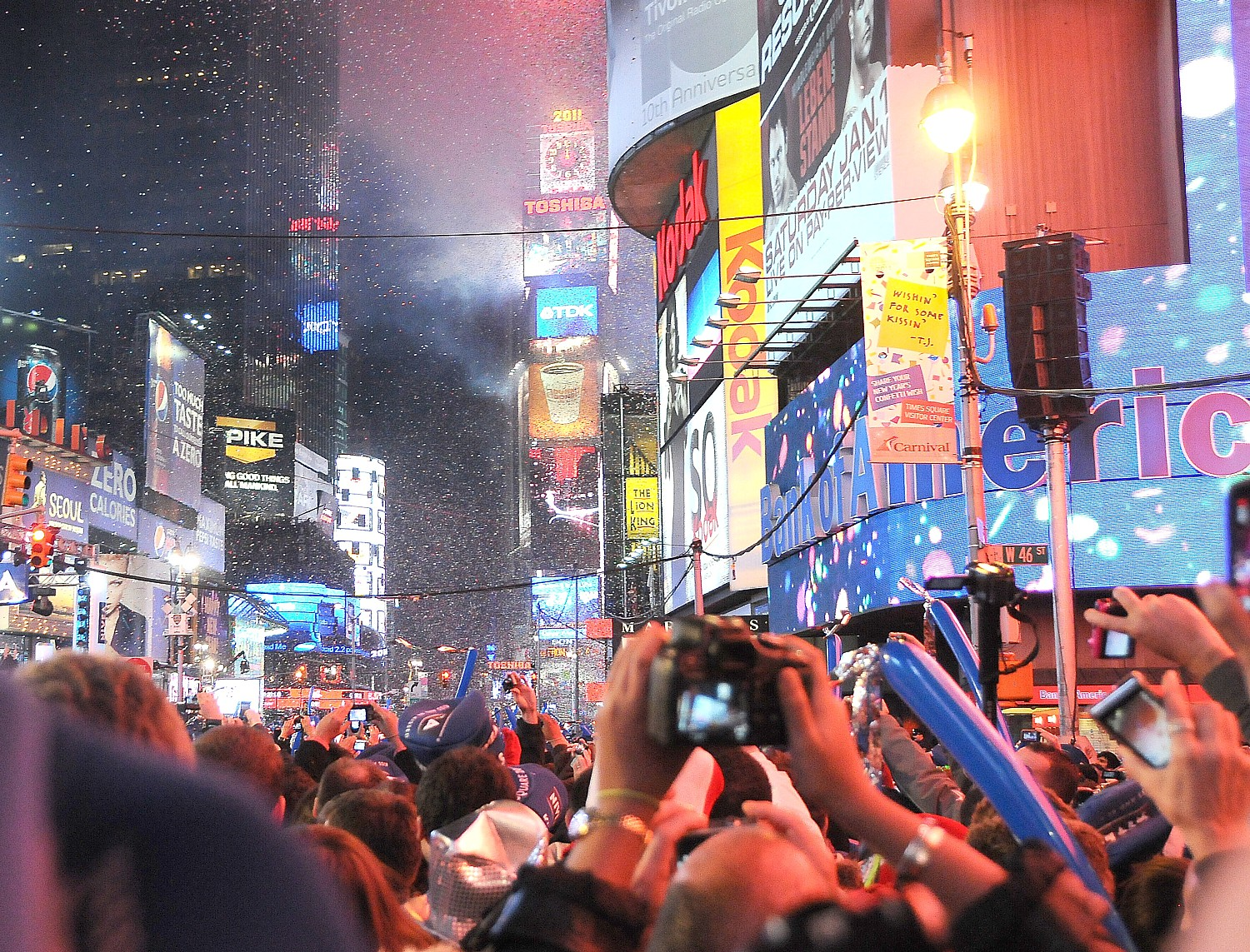 New York Citys Most Festive Ways To Celebrate New Years Eve