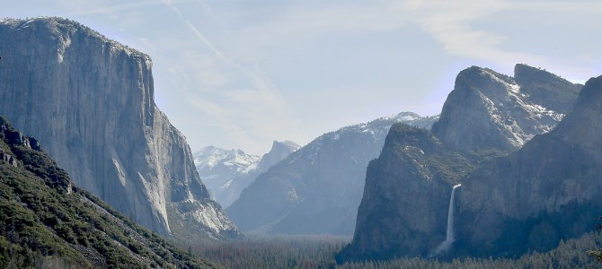 Yosemite National Park: Best Valley Hikes for First Timers