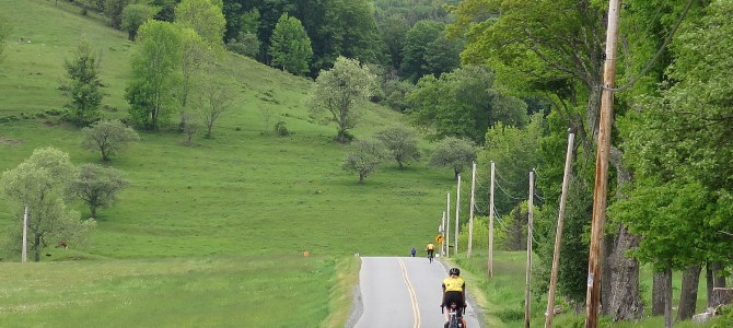 Discovery Bicycle Tours' On the River Weekend in Woodstock, Vermont, Shows How Personalized a Group Tour Can Be