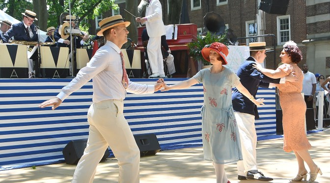 Gatsby-esque Jazz Age Lawn Party is Joyful Escape on Governors Island